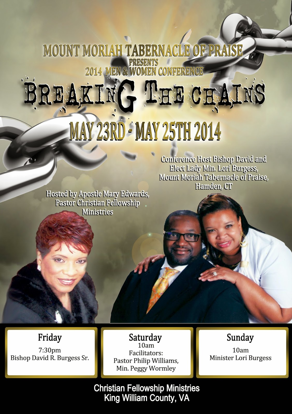 1 stop design and print church flyer design