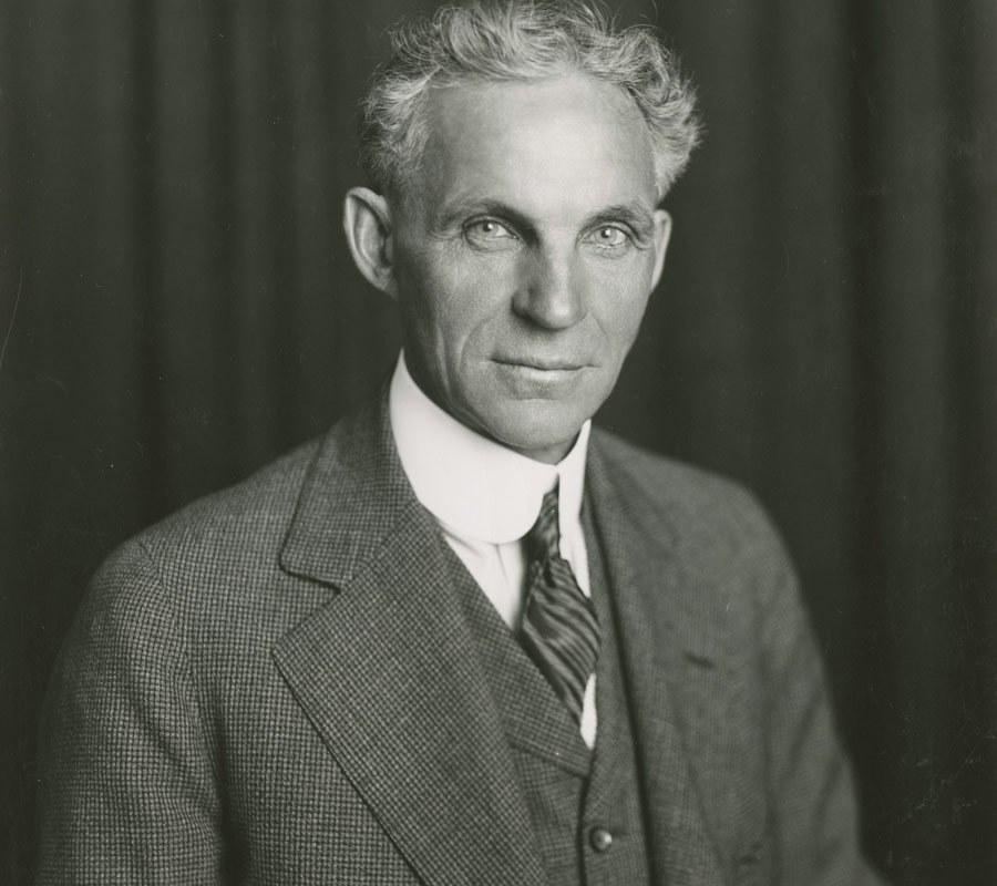 Super Cars Henry Ford Biography