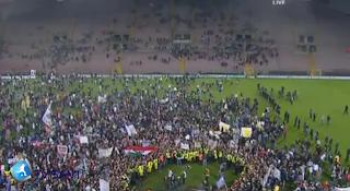 احتفالات جماهير اليوفنتوس بلقب الدوري الإيطالي