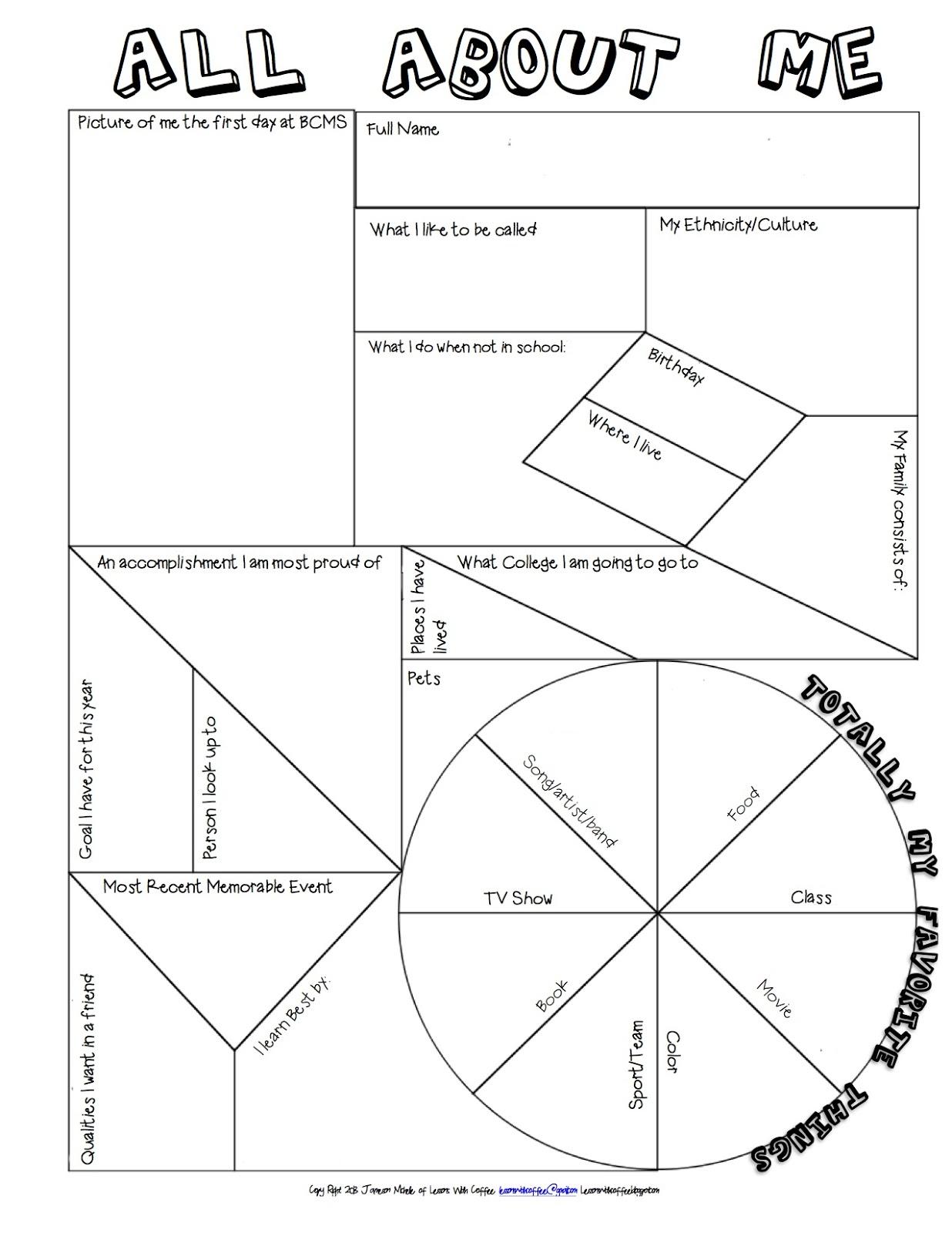 First Day of School Activities | Mrs. E Teaches Math