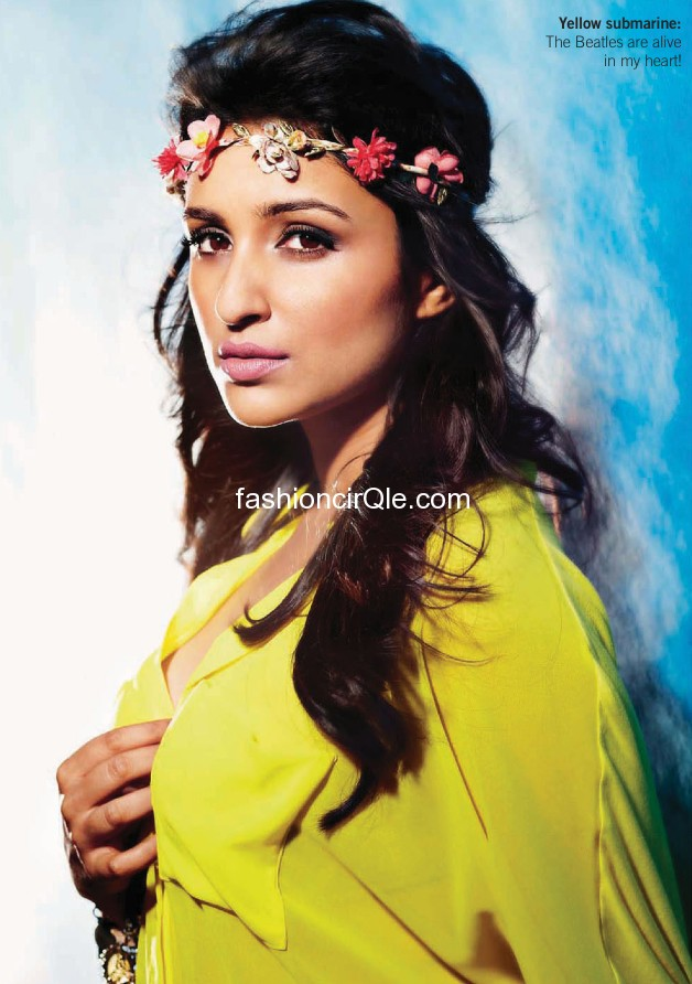 Hot Parineeti Chopra  - Parineeti Chopra Filmfare 2012 beautiful pics