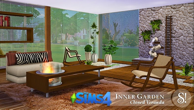Clutter Sets and Furniture CC Sims 4