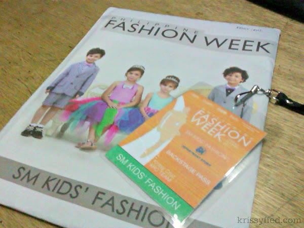 PFW S/S 2013: SM Kids