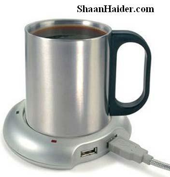 Best USB Desktop Gadgets - USB Cup Warmer