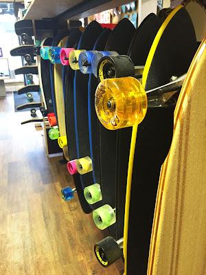 Orlando Skateboard Store Shop Longboard Sector9