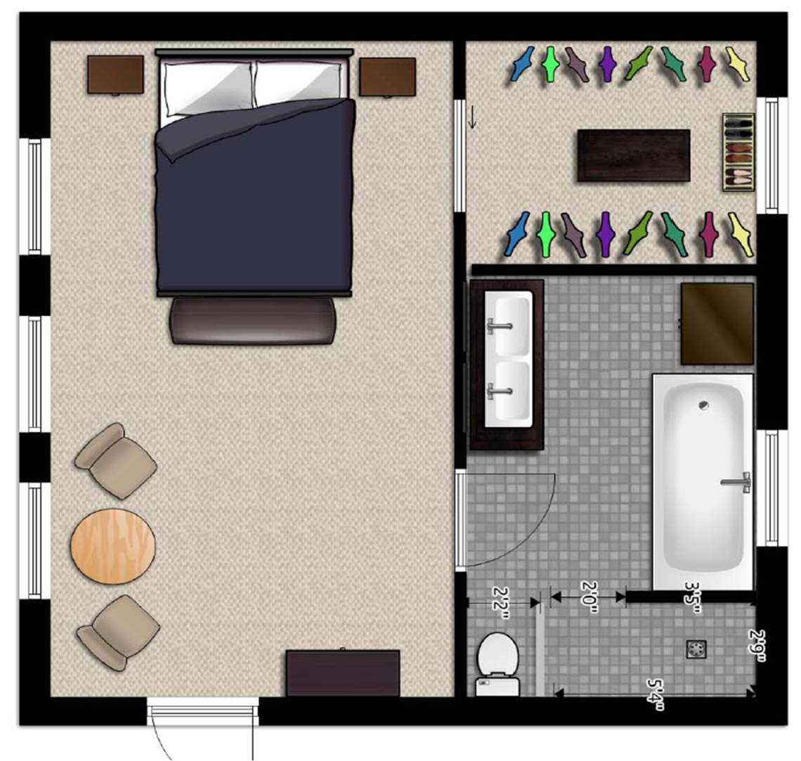 Inspire admire and design next renovation project master suite addition Master bedroom suite plans