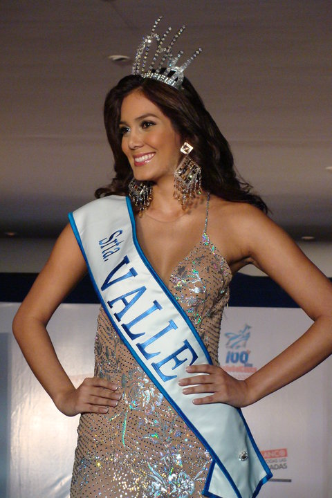 Miss Colombia 2011 - María Catalina Robayo Vargas