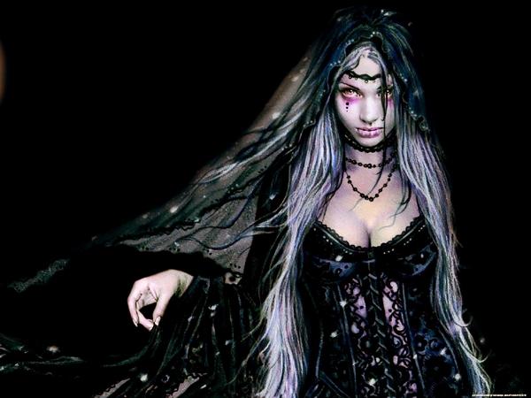 Bruja Oscura