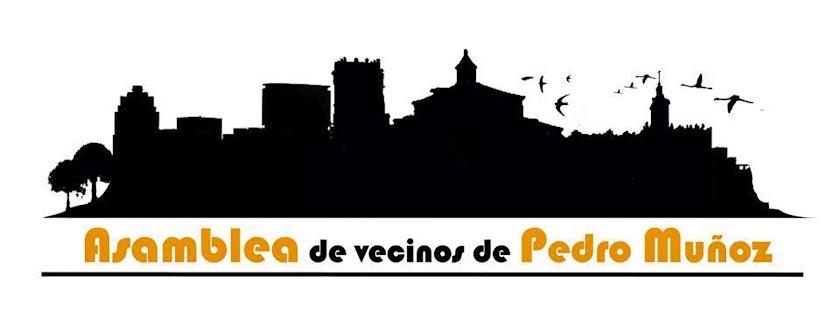 Asamblea de vecinos de Pedro Muñoz