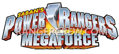 Power Rangers Megaforce Official Logo Unveiled