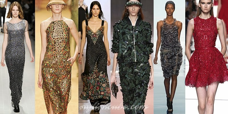 3D Design: Hot Spring Summer 2014 Fashion Trends