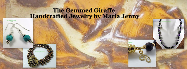 The Gemmed Giraffe Blog