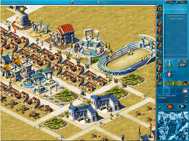 Zeus: Master of Olympus - Culture Screenshot