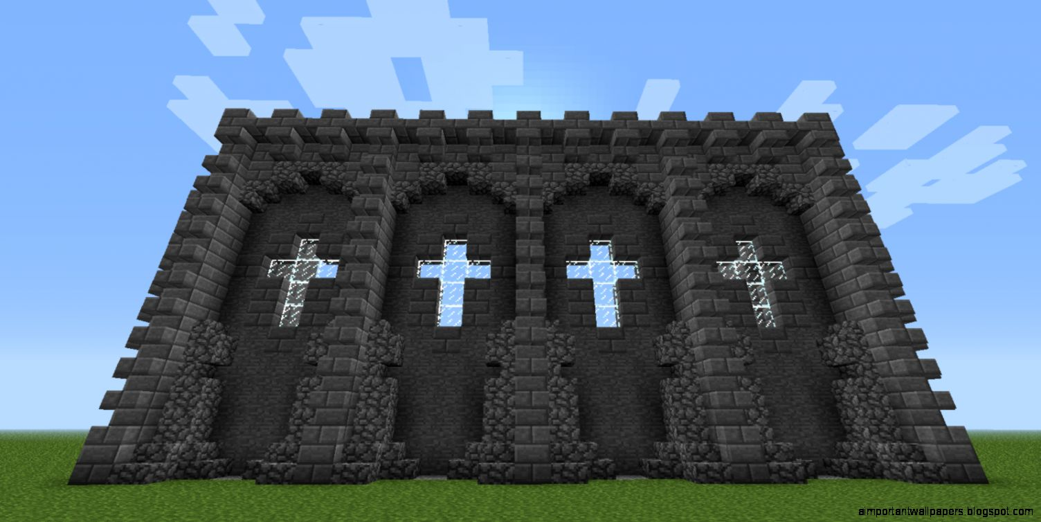 Minecraft Casttle Design | Important Wallpapers