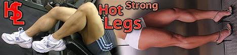 hot strong legs banner