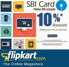 (Live) Flipkart : 10% Cashback on Large Appliance for SBI Debit & Credit Card users