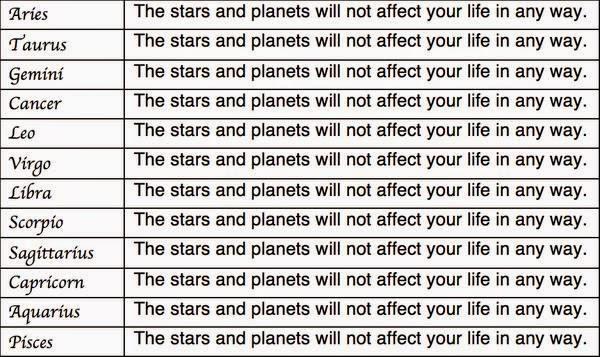 Real Horoscope