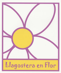 Logo Llagostera en Flor