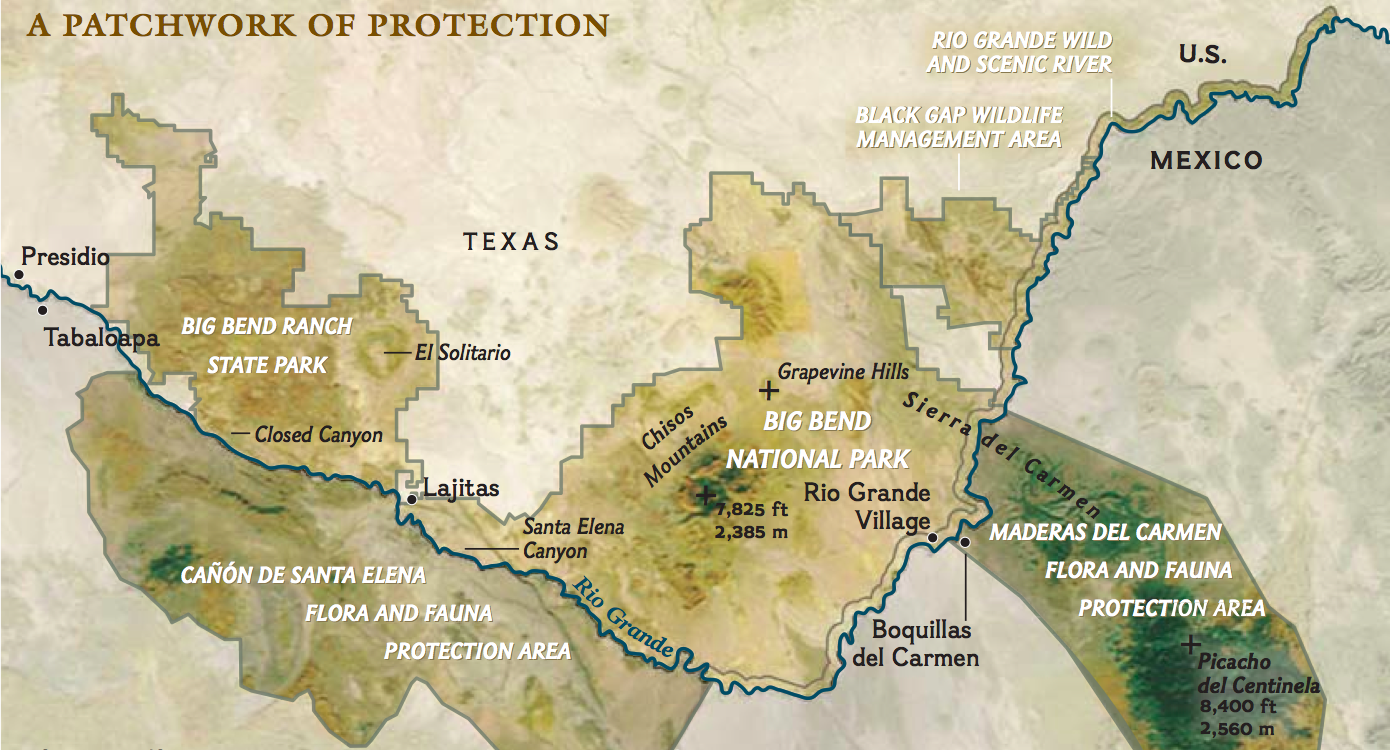the fence between the united states and mexico is seen as not only a problem for parks and protected areas it is a problem for law enforcement officers