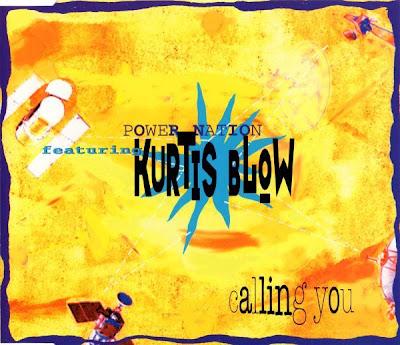 Power Nation feat. Kurtis Blow – Calling You (CDM) (1994) (VBR)