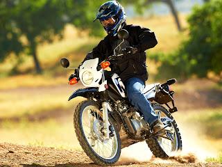 2013 Yamaha XT250 motorcycle photos. Image 1