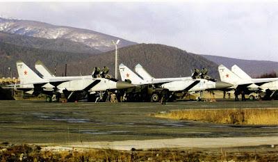 МиГ 31, фото