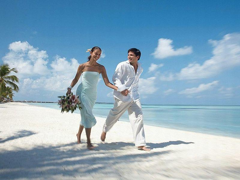 Hochzeit in Brasilien
