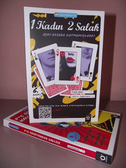 Bir Kitap: P*ç Güveysinden Hallice | 1 Kadın 2 Salak