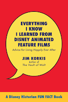 Between Books - Everything I Know I Learned from Disney Animated Features