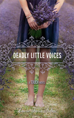 Book Review: Deadly Little Voices by Laurie Faria Stolarz!