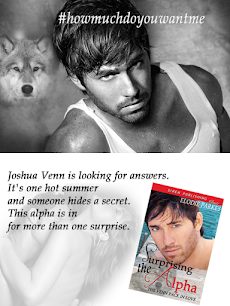 Hot new release from Siren Publishing, Surprising the Alpha, The Venn Pack in Love 1