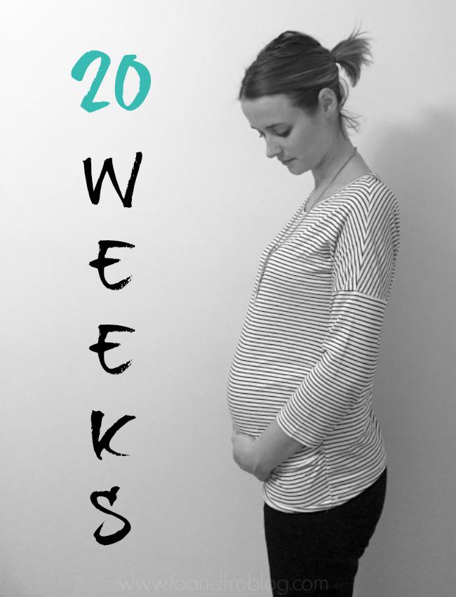 T.O. & fro 20 week bumpdate