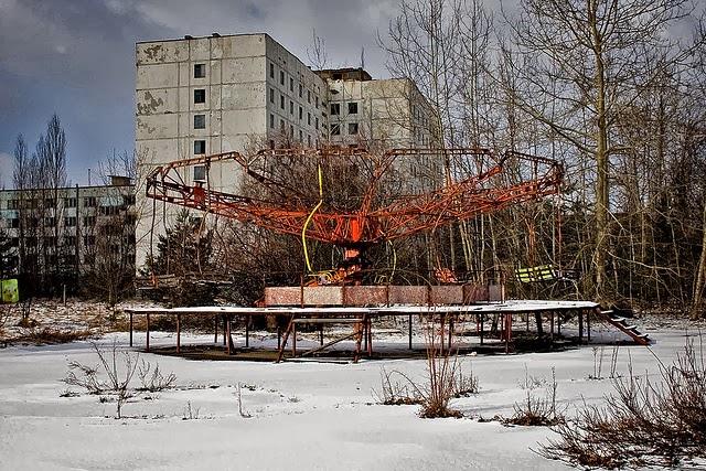 Amusement Park Pripyat Chernobyl