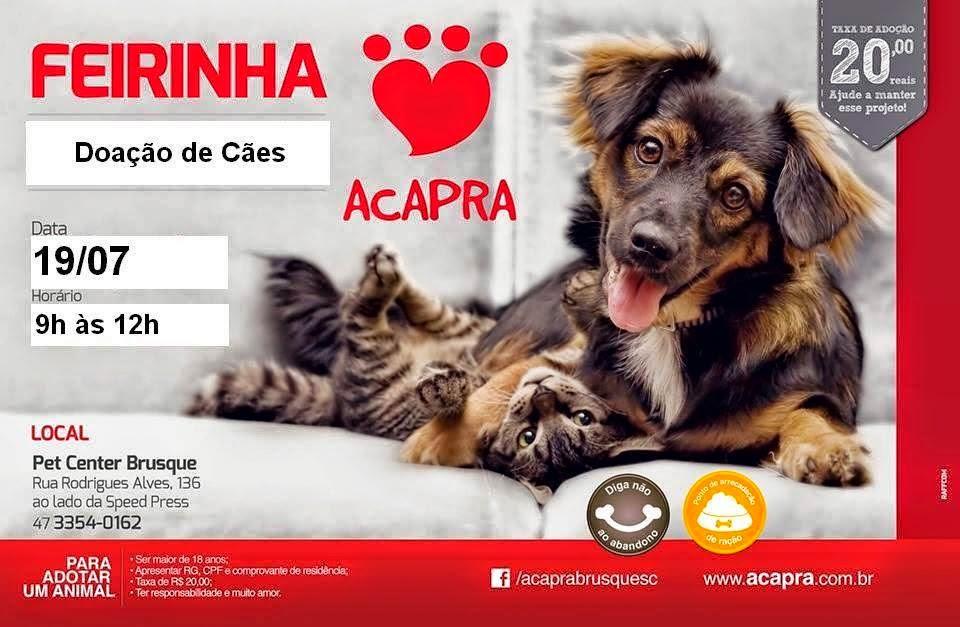 Ajude a ACAPRA