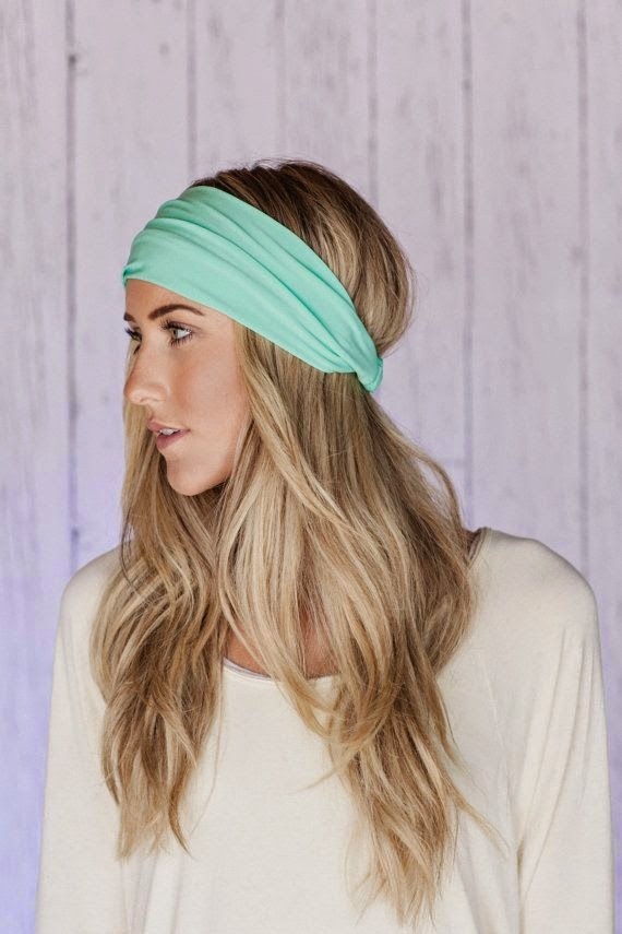 See more Need this for my next travel....Mint Stretch Headband