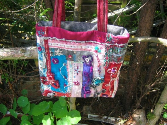 Wearable Art Bag by LoveaLittle