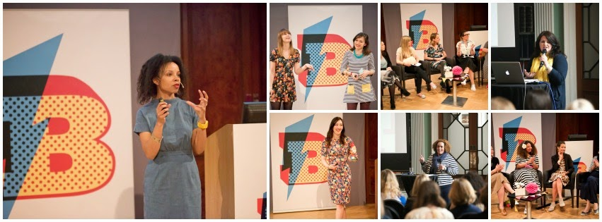 An amazing array of professional speakers from the Blogtacular event.