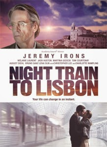 Poster internacional de Tren de noche a Lisboa