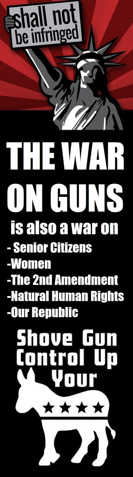 The War On Guns!