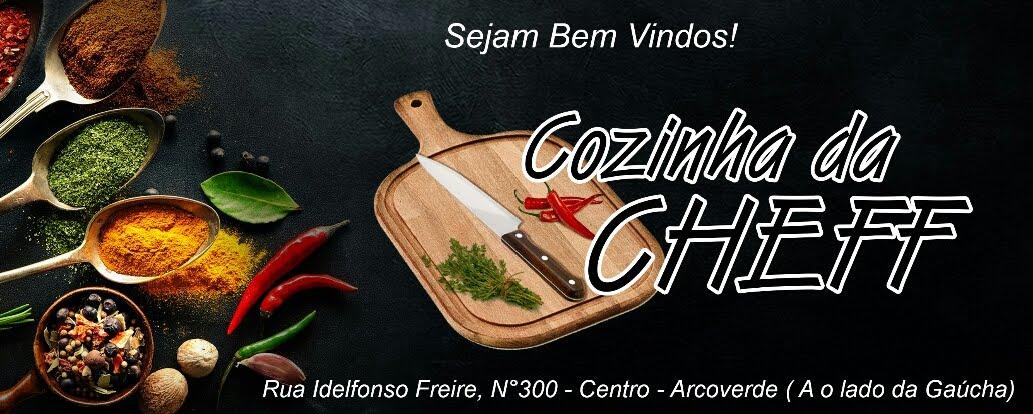 Cozinha da CHEFF