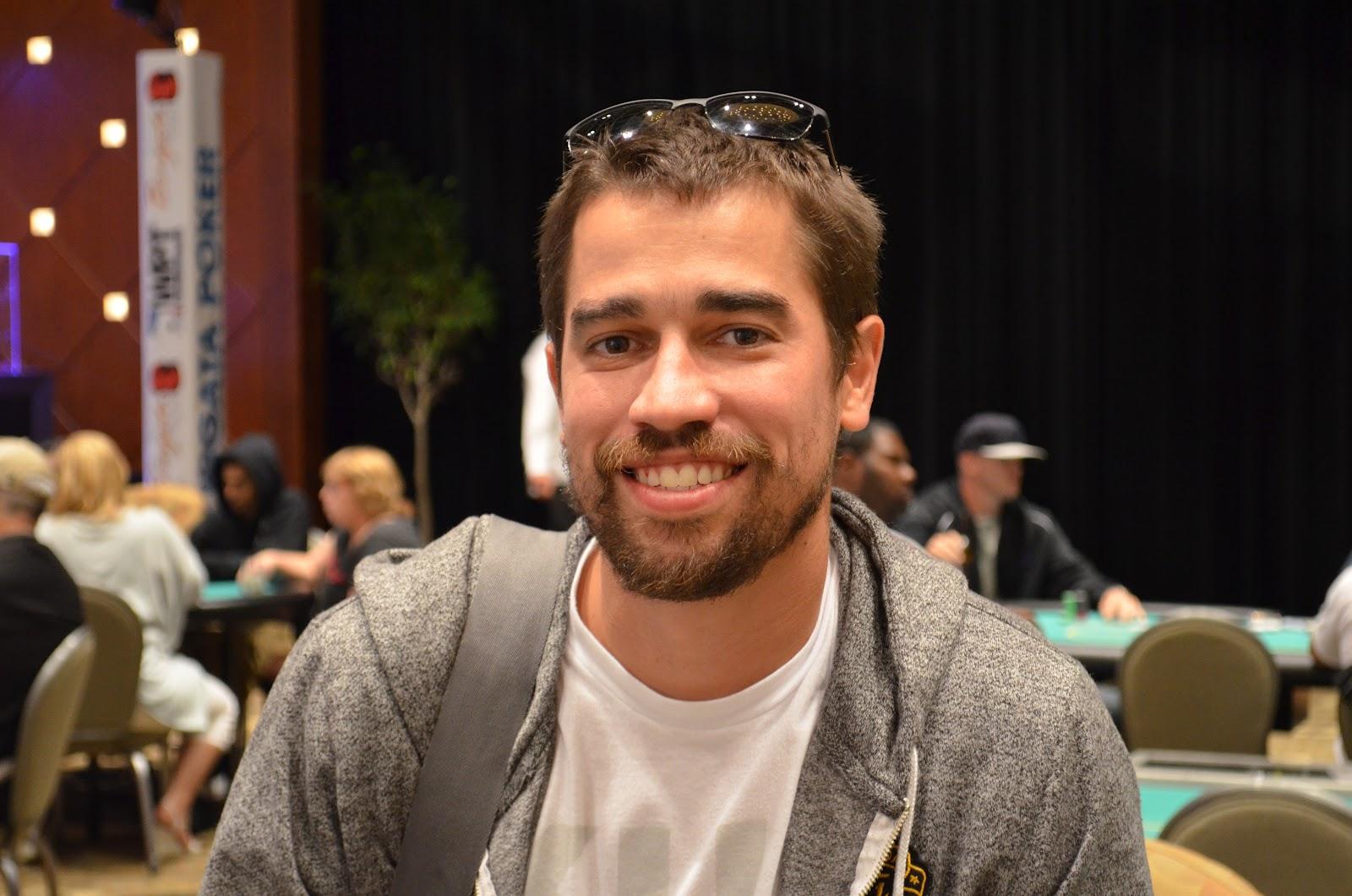 Josh templeton poker