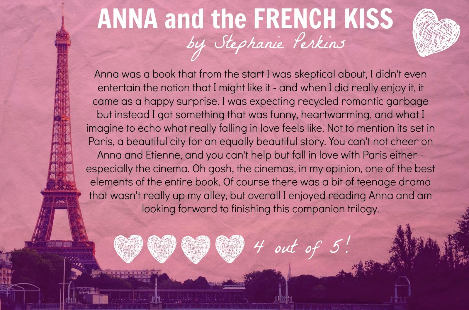 anna and the french kiss deutsch