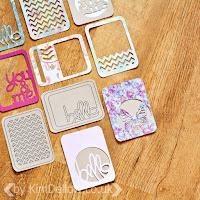 DIY Journaling cards with the Cricut Explore tutorial