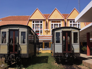 Train station of Da Lat