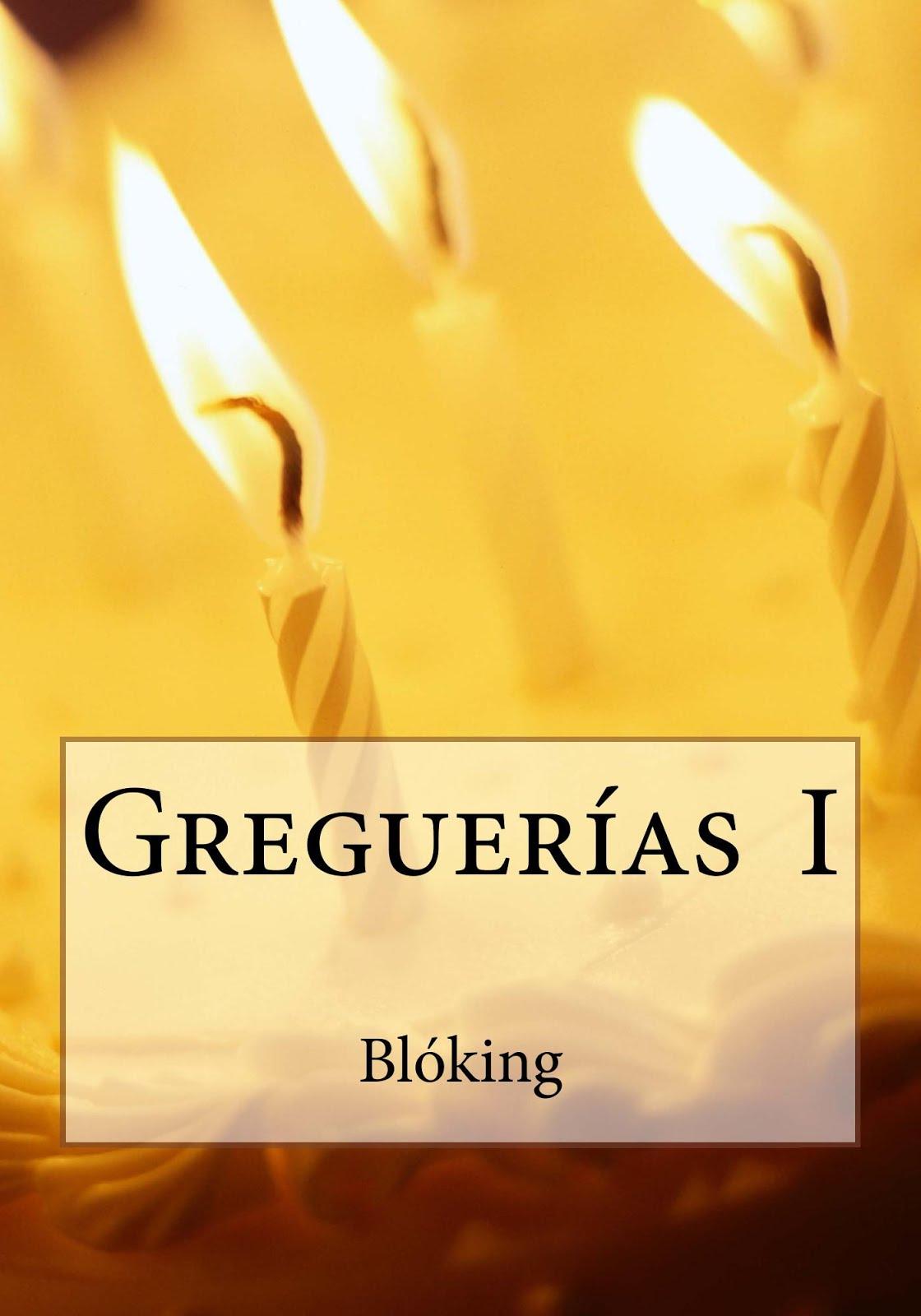 #Greguerias   I (en papel, en tapa blanda)