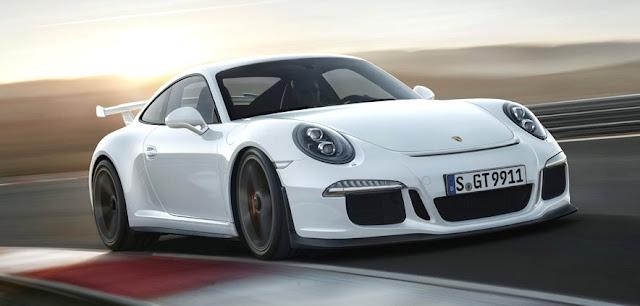 Automóvil Porsche 911 GT3 2013