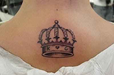 Imagens de Tattos de Coroa