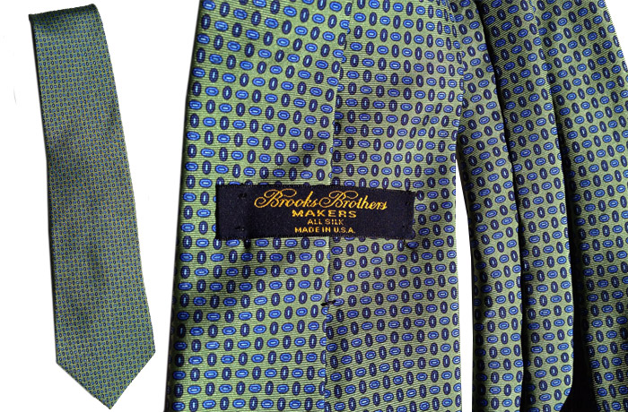 Green Brooks Brothers