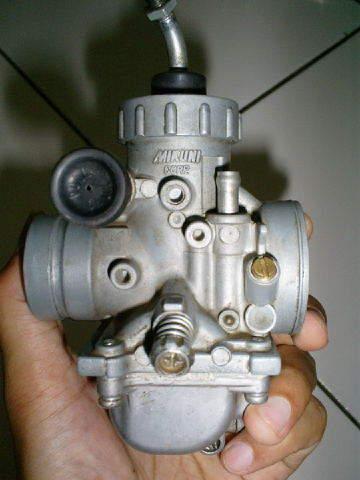 Modifikasi Mesin Motor Yamaha Rx King
