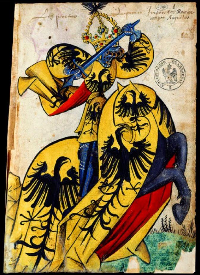 Empereur dans la tourmente Empereur_romain_germanique